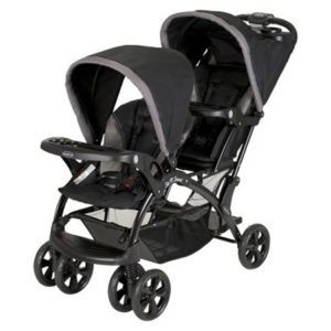 Charleston Babys Away-All Terrain Stroller - Double