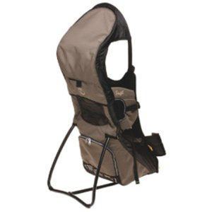 Charleston Babys Away-Frame Backpack