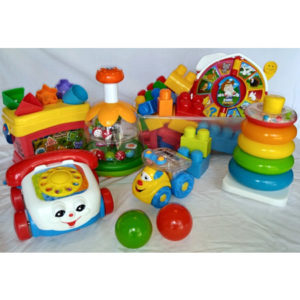 Charleston Babys Away-Toys - Indoor