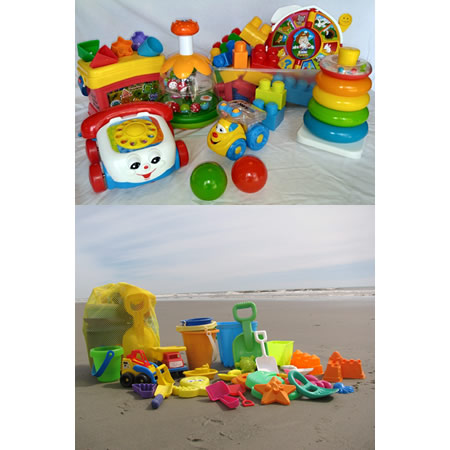 Charleston Babys Away-Toys – Indoor & Beach