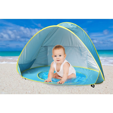 Baby-beach-tent-with-infant-pool-2