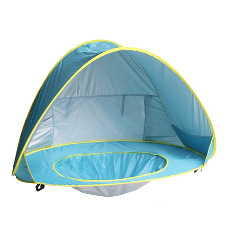 Baby Beach Tent With Infant Pool