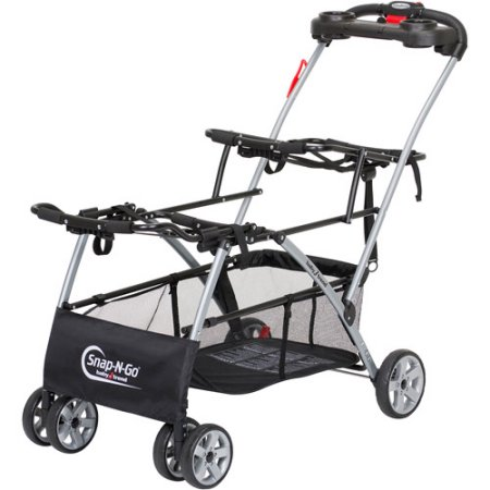 Snap-N-Go Universal-Double-Stroller