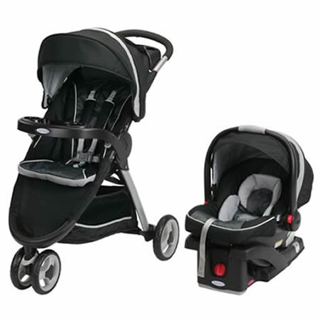 Stroller-Car-Seat-Travel-System