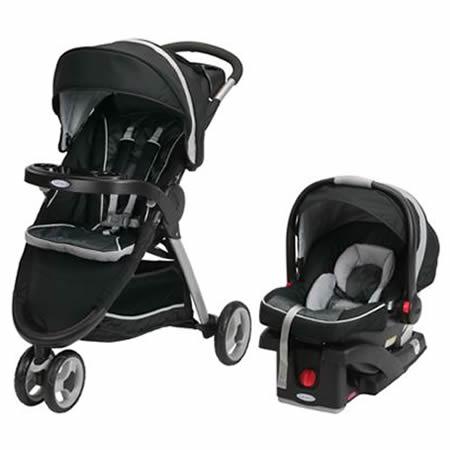 Stroller Car Seat Travel System Charleston Baby Equipment Rental
