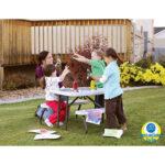 BGTG-Lifetime Kid's Picnic Table 4